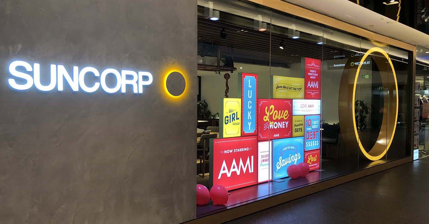 # Suncorp – Open new store in Sydney