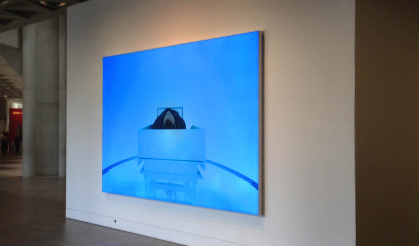 James Turrell exhibition