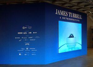 James Turrell exhibition