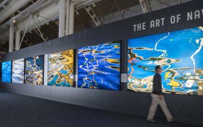 Luminosity – art series lightboxes